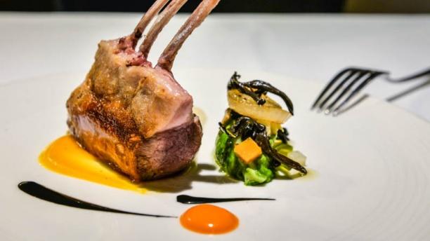 Restaurant La Maison Du Luxembourg  U00e0 Ixelles
