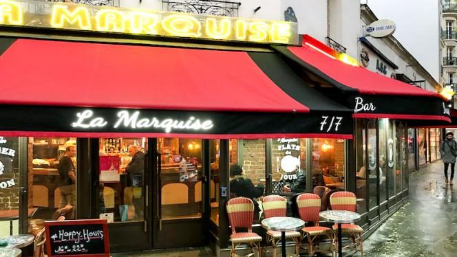 La Marquise - Restaurant - Paris