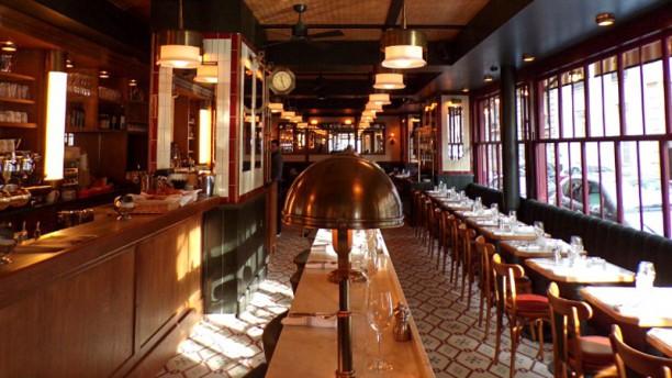 Brasserie Victor Hugo Paris Salle du restaurant