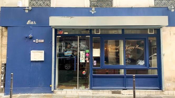 L'Area - Restaurant - Paris
