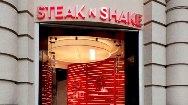 Steak 'n Shake Entrada