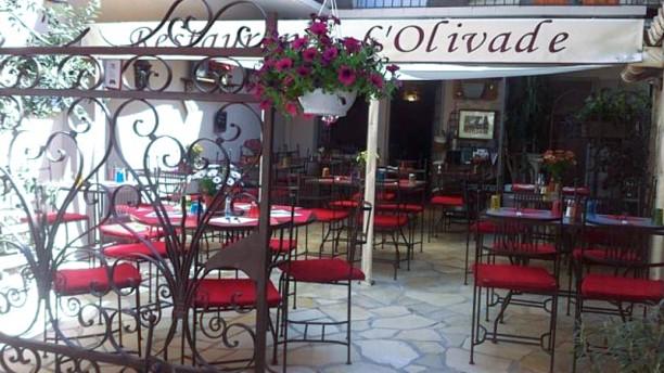 L'Olivade Terrasse