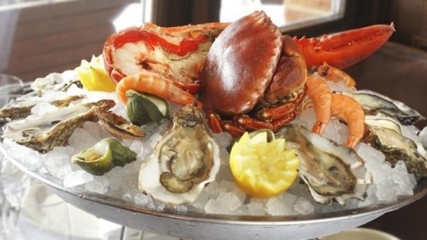 Brasserie Flo Toulouse - Les Beaux Arts Plateau de fruits de mer