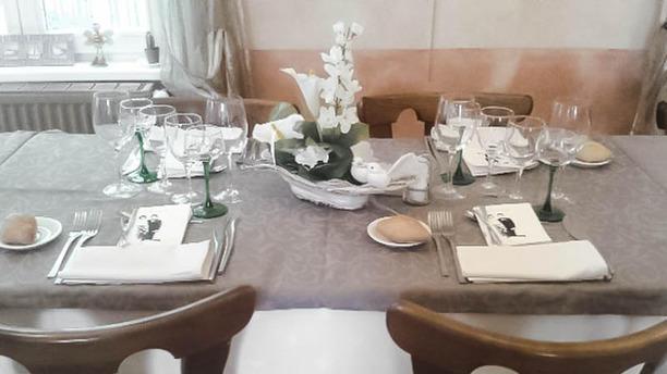 Au Soleil table