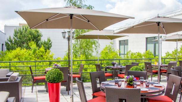 Le Trivium @ Marriott Paris CDG Notre Terrasse