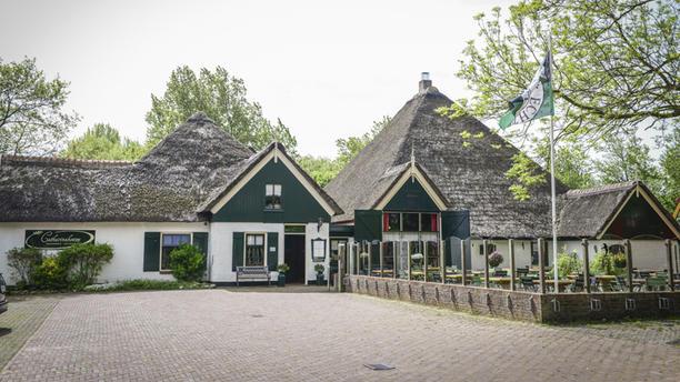 Catharinahoeve Het restaurant