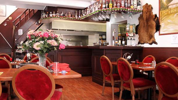 Los Amigos Het restaurant