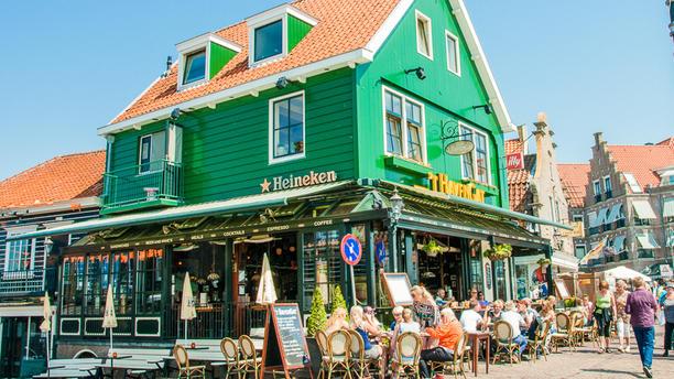 Eetcafé 't Havengat Restaurant