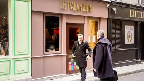 Le Palanquin façade