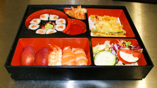 Meishi Suggestion de plat