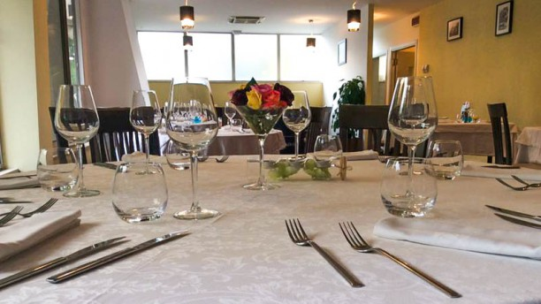 Sabores ristorante spagnolo Sala