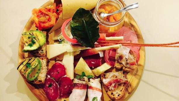 205 Galleria Culinaria Tagliere di salumi e formaggi