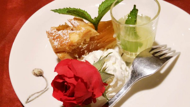 Trattoria di Campagna Borgo Cenaioli Dessert
