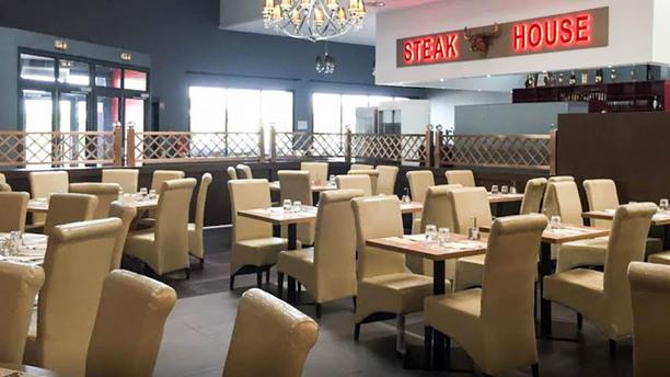 Grillades Steakhouse Buffet 69 Vue de la salle