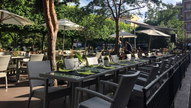 Brasserie de L'hôtel de Ville - Restaurant - Alfortville