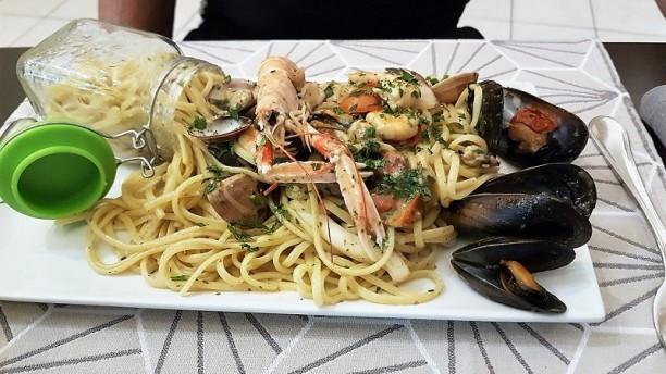 Mascapati Restaurant Piatto