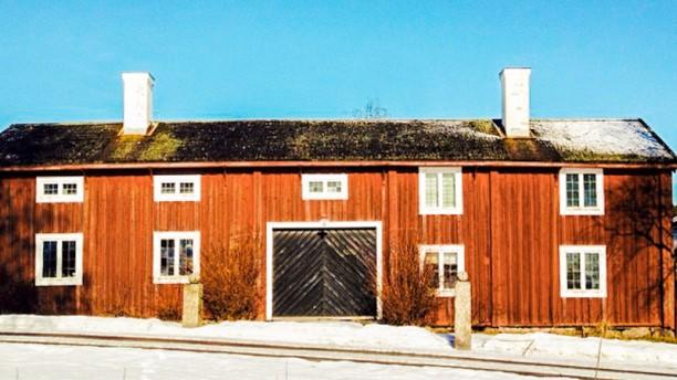 Ystegårn café & bistro Frontage