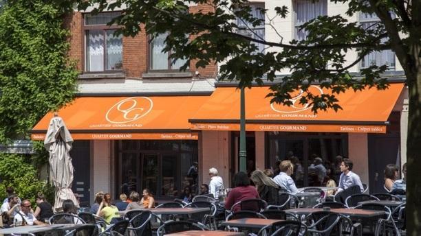 Quartier Gourmand Terrasse