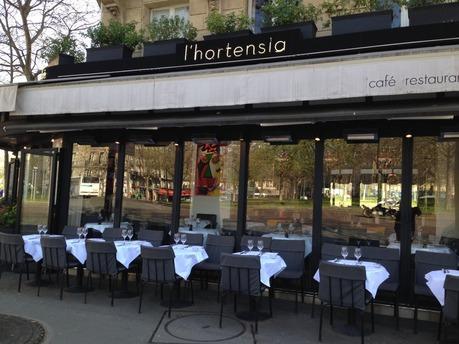 L'Hortensia terrasse