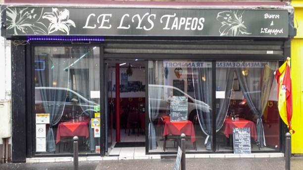 Le Lys Tapeos Devanture