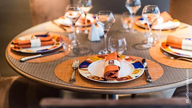 Restaurant le taste monde paris 75008 madeleine - Restaurant vaise tout le monde a table ...