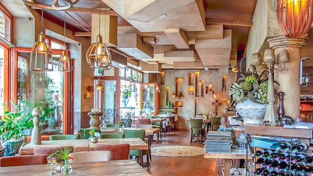 Bombarino het restaurant