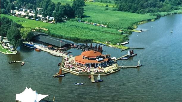 Smit's Paviljoen Smit's Paviljoen in het meer