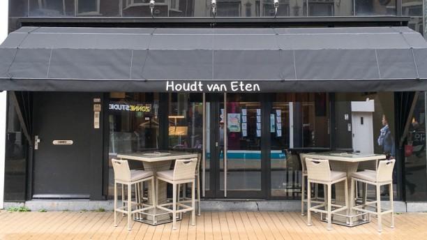 Houdt van Eten Restaurantzaal