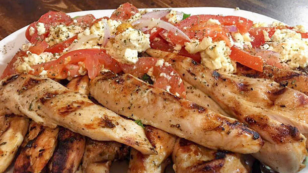 Griekse Taverna Broersvest Suggestie van de chef