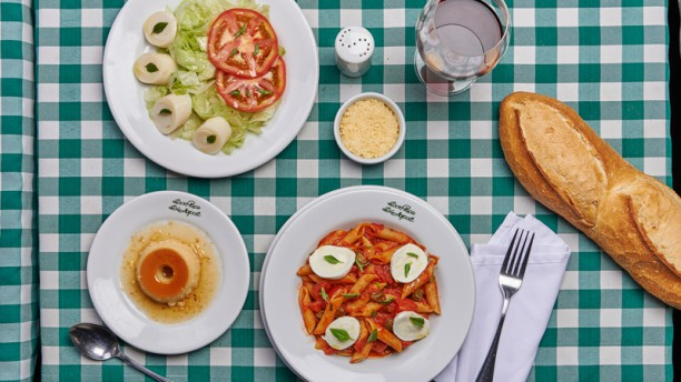 Don Pepe Di Napoli - Vila Olímpia Sugestão prato