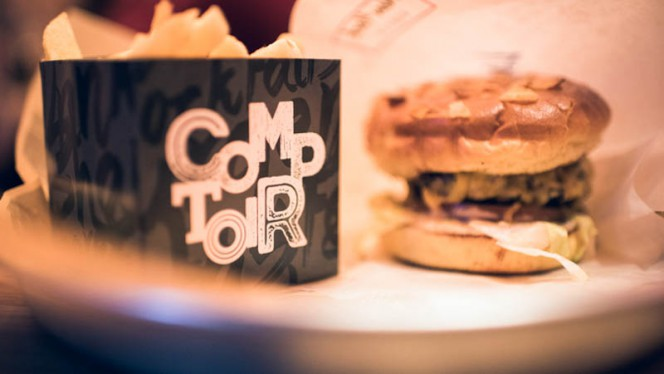 Burger - Comptoir Be Burger Sainte Catherine, Brussels