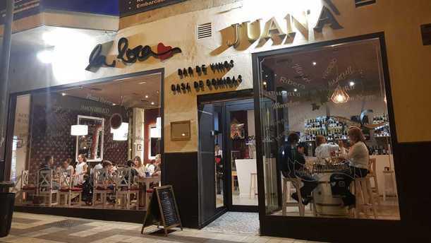La Loca Juana Bar de Vinos  Teatinos 1