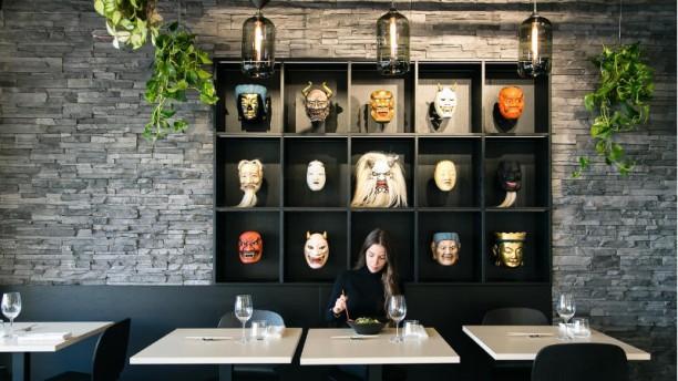 Sushizen Grancy Vue du restaurant