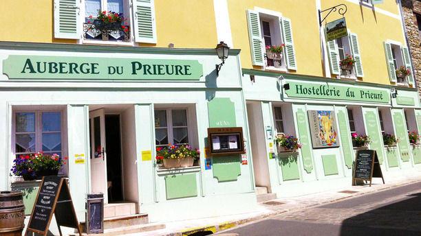 Auberge du Prieuré La façade