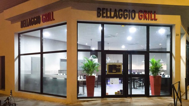 Bellaggio Grill entrée