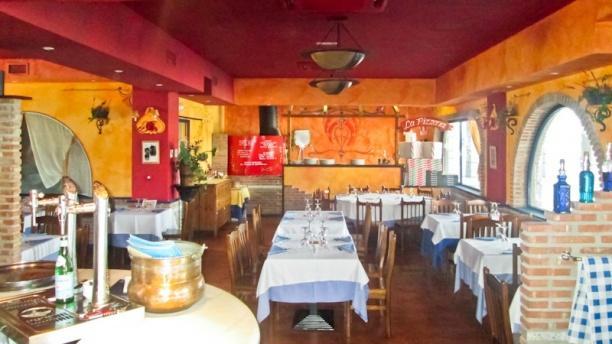 A Cantinella (Valdemoro) Vista interior