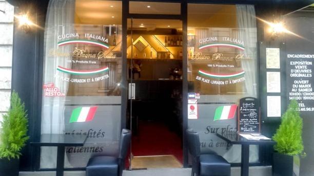 Bistro Buona Scelta cuisine italienne