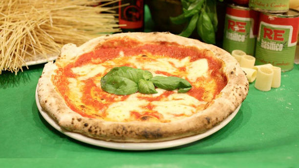 Restaurante rebasilico en roma opiniones men y precios for Pizza jardin precios