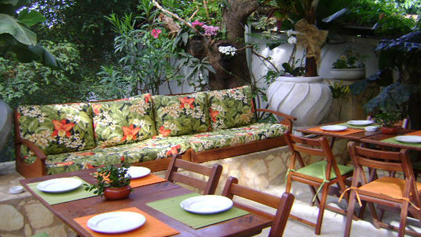 Paraíso Tropical rw patio
