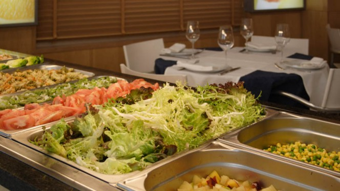 Buffet - Well Food, Madrid