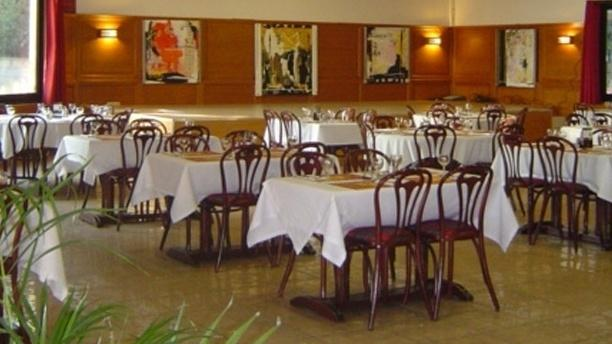 Club Écossais Salle du restaurant