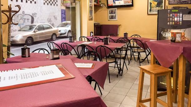 Cafetería Ramón Vista interior