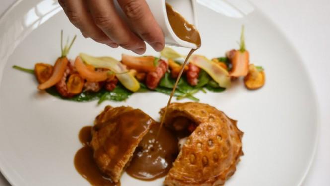Le Chapon Fin - Restaurant - Bordeaux