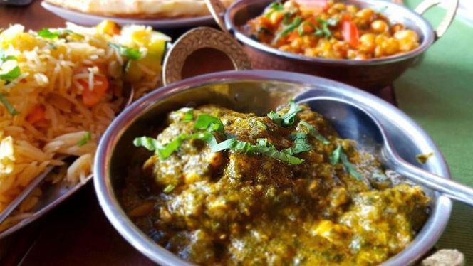 Suggestion de plat - Punjabi, Genève