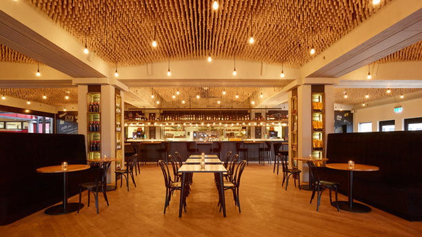 TREK theaterkeuken & café Restaurant