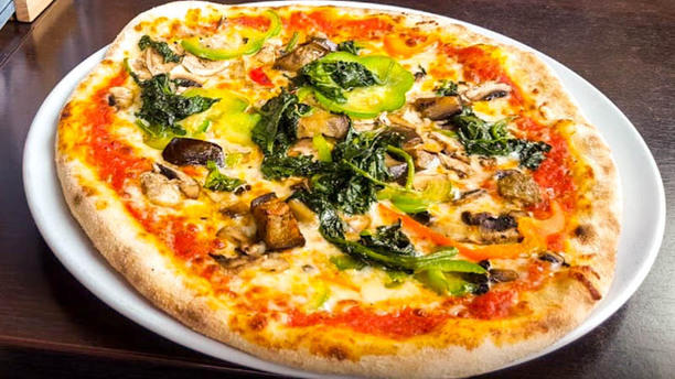 Very Italian Pizza (Rotterdam) Suggestie van de chef