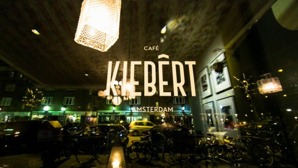 Café Kiebêrt Ingang
