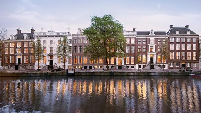 Hotel - Goldfinch Brasserie, Amsterdam