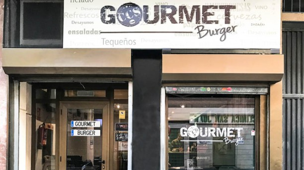 Gourmet Burger Entrada