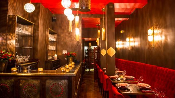 L'Oriental Salle du restaurant